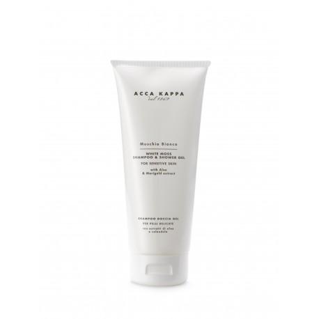White Moss Shampoo & Shower Gel