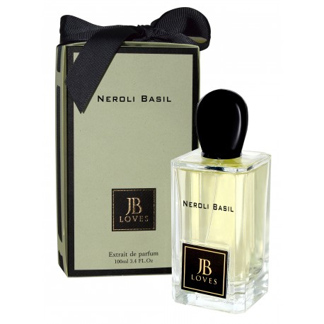 JB Loves Neroli & Basil