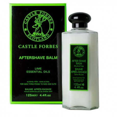 Aftershave Balm Lime