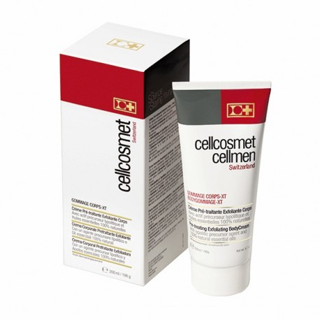 Cellcosmet Body Gommage XT 200 ml
