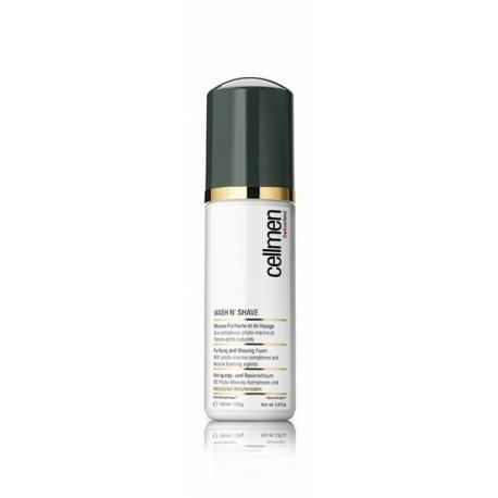 Cellmen Wash N´ Shave 150 ml